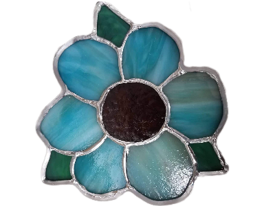 *SOLD OUT* Flower Stained Glass Workshop