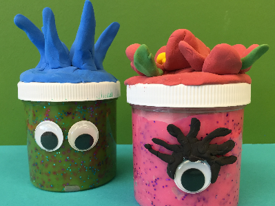 Slime-Tastic Summer Camp (4-9 Years)